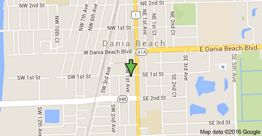Dania Beach Location